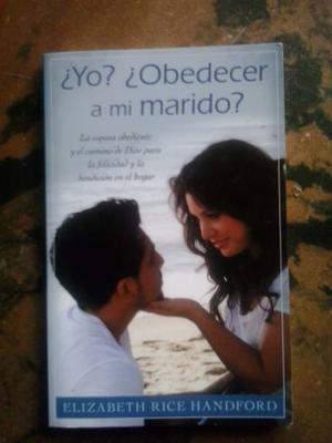 Libro Yo? Obedecer A Mi Marido?