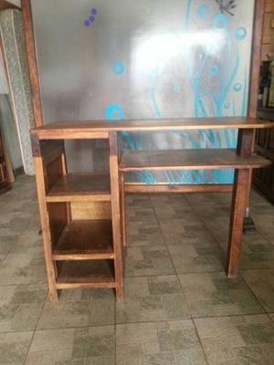 Mesa Manicurista (madera) (Mèrida) Vendo O Cambio