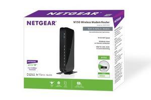 Modem Router Netgear Wifi Adsl2+regalo
