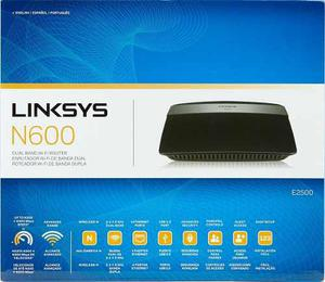 Oferta Router Cisco Linksys E Inalambric N 600 Dual Band