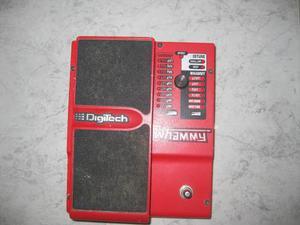 Pedal Wahmmy Para Guitarra Eléctrica