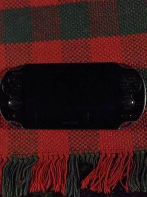 Ps Vita Sony En Perfecto Estado!+4 Juegos Originales Fisicos