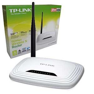 Router Inalambrico Tp-link Tl-wr740nd 150 Mbps Wifi