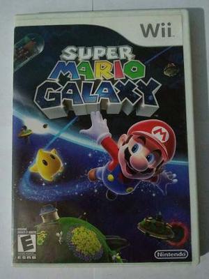 Super Mario Galaxy Wii Juego Original