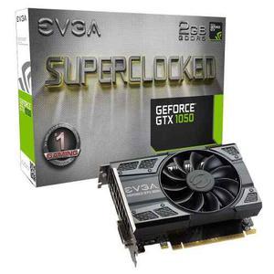 Tarjeta De Video Evga Nvidia Geforce Gtx  Sc 2gb Gddr5