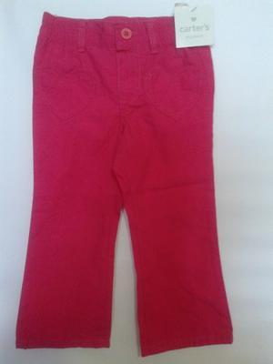Carters Jeans Y Pantalones Para Niños Y Niñas 100%