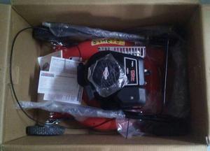 Cortadora De Grama Briggs Stratton 450 Series Nueva Sellada