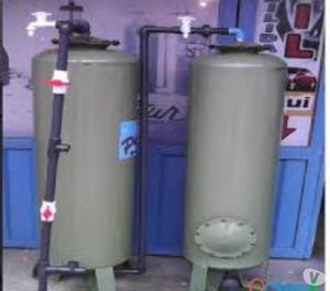 Filtro de agua o TRASVARADOR para casa o consultorio
