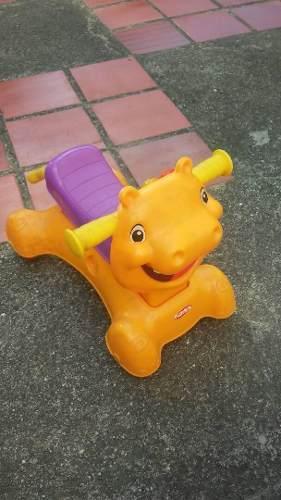 Hipopotamo 2 En 1 Playskool