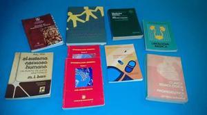 LIBROS MEDICINA ESTUDIANTES