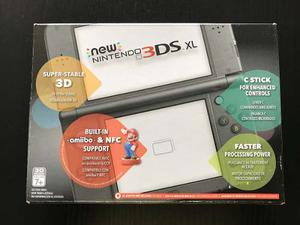New Nintendo 3ds Xl + Juego Gratis Nuevo