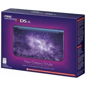 Nintendo 3ds Xl New Galaxy Style Nuevo