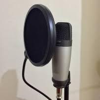 Micrófono Grabación Estudio Samson C01 (acepto Audifono