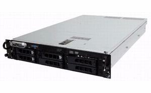 Servidor Poweredge Dell  Ghz Dc 16 Gb Ram 600 Gb Hdd