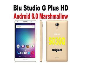 Software Original Blu Studio G Plus Hd S030q