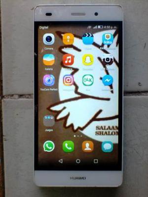 Vendo O Cambio Huawei P8lite Por Ax100; Inf: