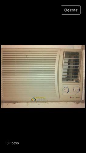 Aire Acondicinado Lg btu Usado En Buenas Condiciones