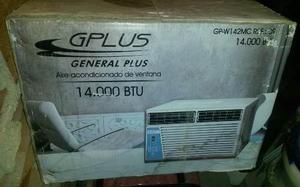 Aire Acondicionado De Ventana Gplus De  Btu 220w