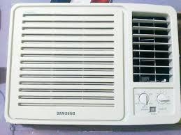 Aire De Ventana Samsung De 12mil Btu