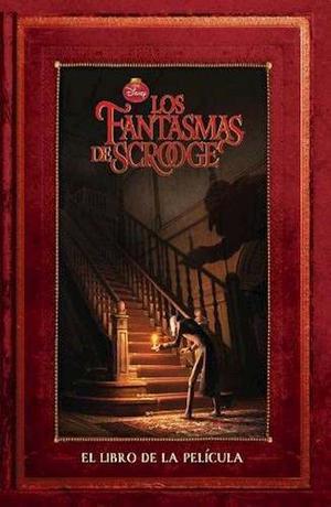 Disney Libro Cuento De Navidad Fantasmas De Scrooge