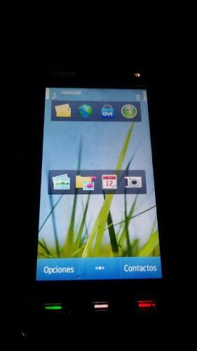 Nokia 5800 Detalles De Carcasa Operativo Movistar