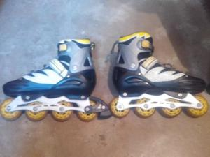 Patines Lineales Genio Talla