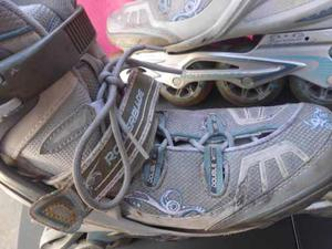 Patines Roller Blade Talla 7.5