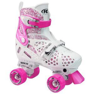 Patines Roller Derby 100%originales! Tipo Soy Luna Ajustable