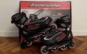 Patines Rollerblade Bladerunner Pro 80 Talla 40 (us 8)