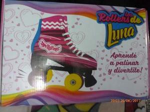 Patines Soy Luna Originales 100%