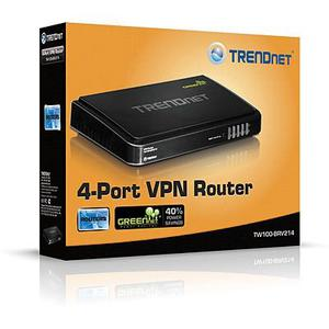Router Vpn Trendnet Tw100-brv214
