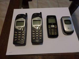 Teléfonos Celulares Para Repuestos.