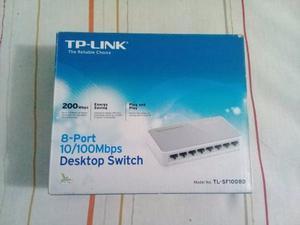 Tp- Link 8 Puertos mbps