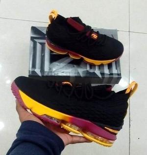 Botas Nike Lebron 15 Para Caballeros