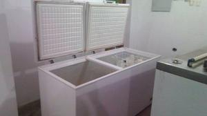 Cava Freezer, Nevera (dual) Color Blanco
