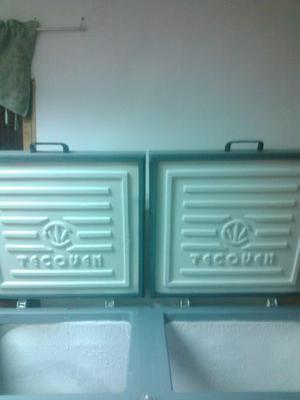 Freezer Congelador Tecoven De 20 Pies 2 Puertas