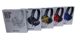 Audífono Sony Con Control Remoto Y Micrófono Mdr Xb450ap