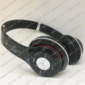 Audífonos Beats Inalambricos Micro Sd Mp3 Bluetooth Fm