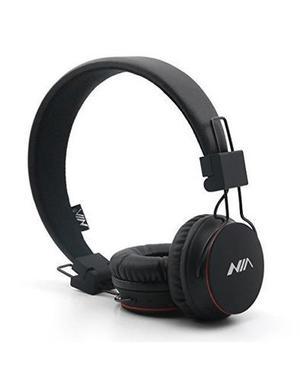 Audifonos Nia Mp3 Fm Esterio Micro Sd