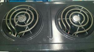 Cocina Eléctrica Sueco 2 Hornillas Nueva