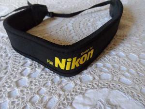 Correa Nikon Nueva Para Camara