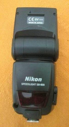 Flash Sb-800 Nikon Nuevo En Caja Con Todos Sus Accesorios