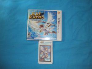 Juego Kid Icarus Para Nintendo 3ds