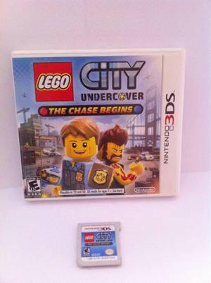 Juego Nintendo 3ds Lego City
