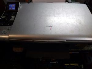 Oferta Impresora Epson Cx Con Sistema De Tinta..