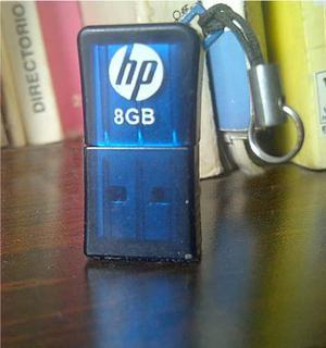 Pendrive Mini Hp 8gb V165w