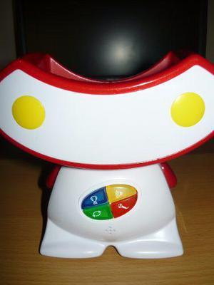 Robot Uno Juego De Mesa Cartas