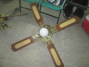 Ventilador De Techo Decorativo