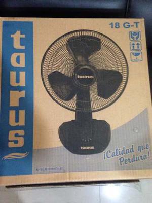 Ventilador Taurus De Mesa Gt18