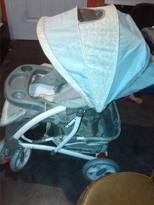 Coche Y Porta Bebe Happy Baby